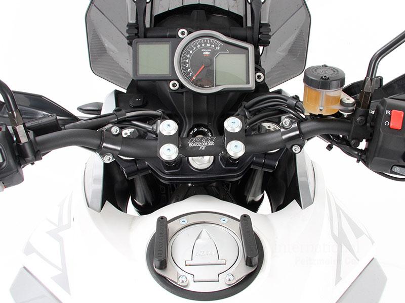 ヘプコ&ベッカー「Easy-Lock/イージーロック」(タンクバック「Street/Royster」用ホルダー) KTM