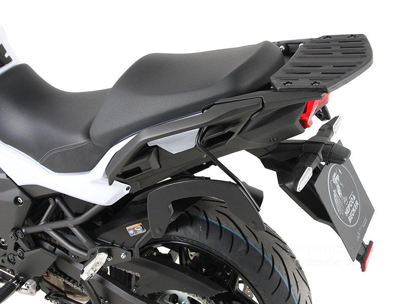 ヘプコ&ベッカー サイドソフトケースホルダー「C-Bow」 Kawasaki Versys 1000