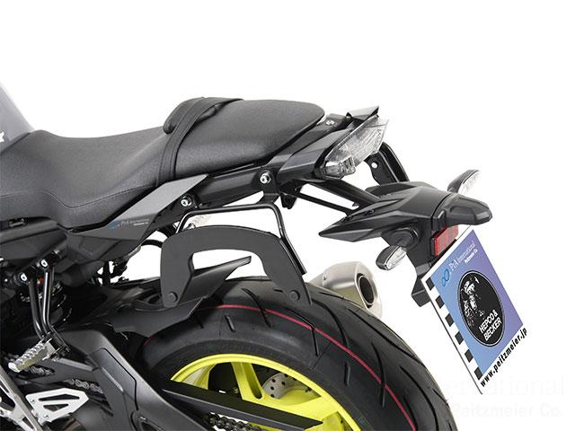 ヘプコ&ベッカー 正規品 サイドソフトケースホルダー(キャリア)「C-Bow」 Yamaha MT-10('16-)