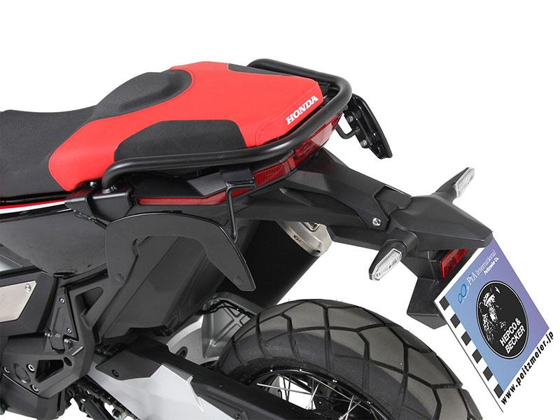 ヘプコ&ベッカー 正規品 サイドソフトケースホルダー(キャリア)「C-Bow」 Honda X-ADV