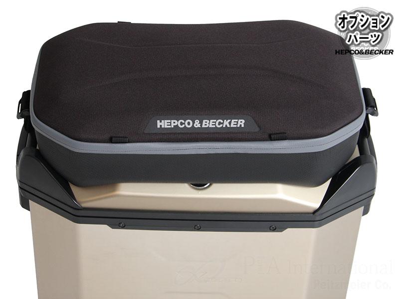 ヘプコ&ベッカー 正規品 Xceed / エクシード用オプション トップバック