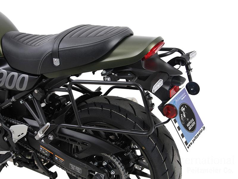 ヘプコ&ベッカー 正規品 サイドケースホルダー(キャリア) (Lock it system) Kawasaki Z900RS / café