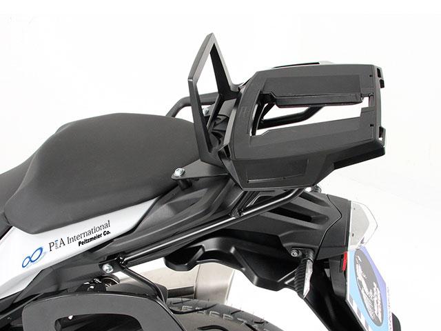 ヘプコ&ベッカー 正規品 トップケースホルダー(キャリア) (アルミラック)   BMW S1000XR
