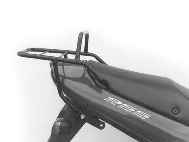 ヘプコ&ベッカー 正規品 トップケースホルダー(キャリア) ブラック Triumph Sprint ST/RS