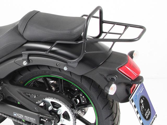 ヘプコ&ベッカー 正規品 トップケースホルダー(キャリア) ブラック Kawasaki VulcanS / バルカンS('15-)