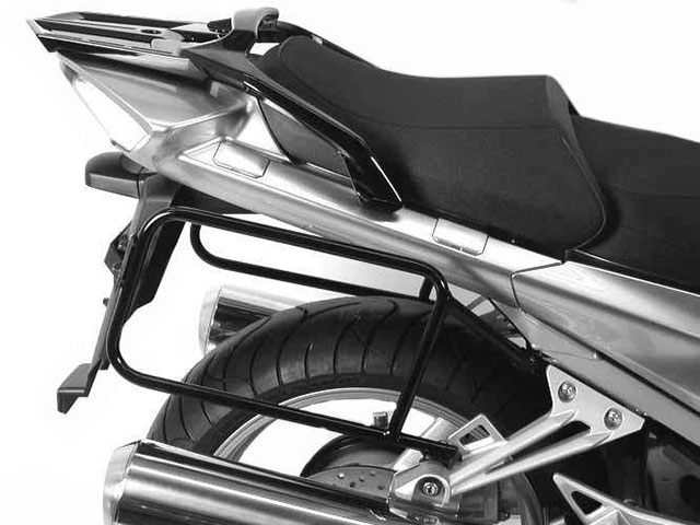 ヘプコ&ベッカー 正規品 サイドケースホルダー(キャリア) ブラック YAMAHA FJR1300('06-)