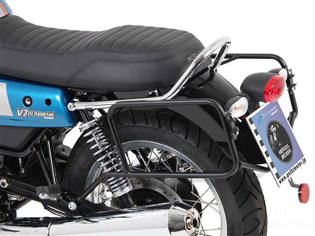 ヘプコ&ベッカー 正規品 エンジンガード MotoGuzzi V9 / V7III