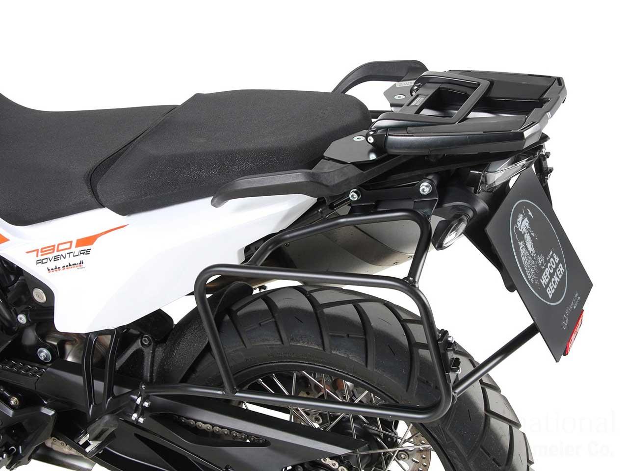 ヘプコ&ベッカー サイドケースホルダー KTM 790 Adventure/R