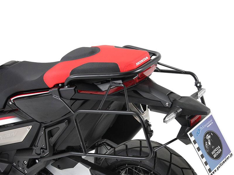 ヘプコ&ベッカー 正規品 サイドケースホルダー(キャリア)(Lock it system) Honda X-ADV