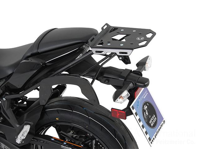 """ヘプコ&ベッカー 正規品 キャリア""""Minirack / ミニラック"""" Kawasaki Ninja650"""