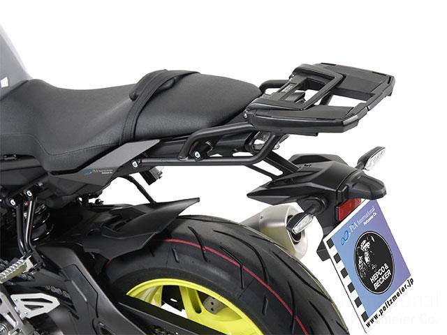 ヘプコ&ベッカー 正規品 トップケースホルダー(キャリア) (イージーラック) Yamaha MT-10('16-)