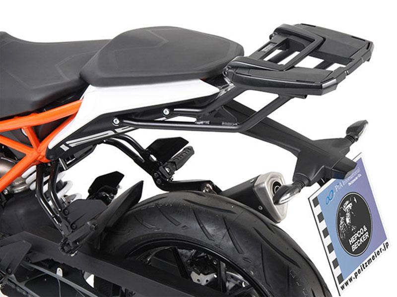 ヘプコ&ベッカー 正規品 トップケースホルダー イージーラック / アルラック KTM 390 Duke / 125 Duke('17-)
