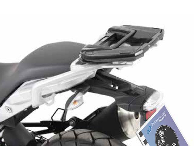 ヘプコ&ベッカー 正規品 トップケースホルダー(キャリア) (イージーラック) ブラック BMW G310GS