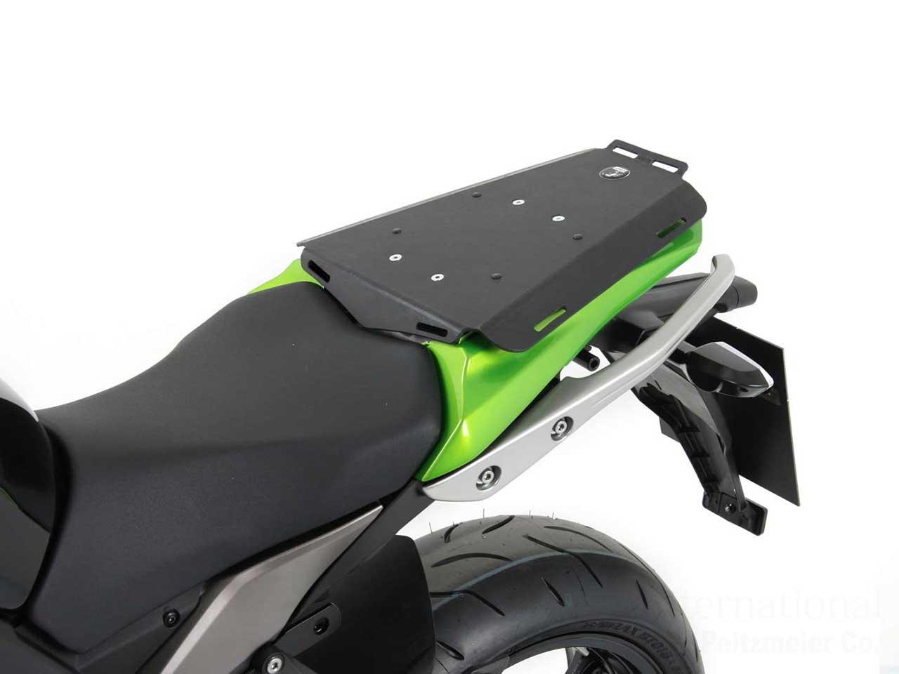 ヘプコ&ベッカー タンデムシート置換型リアラック「Speedrack EVO」 Kawasaki Ninja1000 (11-13)
