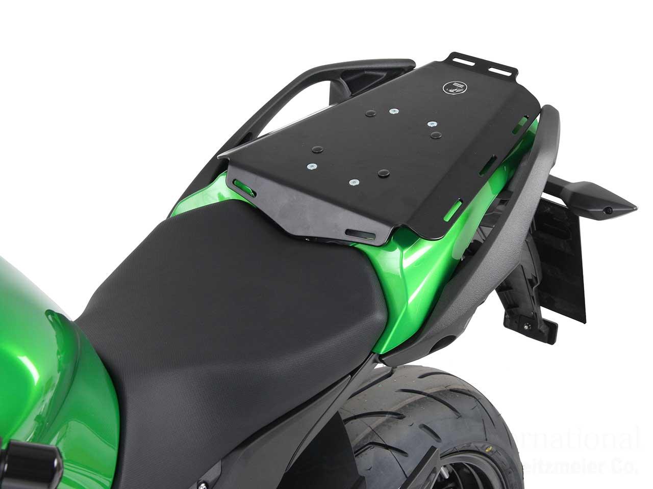 ヘプコ&ベッカー 正規品 タンデムシート置換型リアラック「Speedrack EVO」 Kawasaki Ninja1000