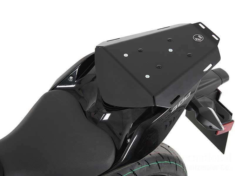 ヘプコ&ベッカー 正規品 タンデムシート置換型リアラック「Speedrack EVO」 Kawasaki Ninja400('18-)