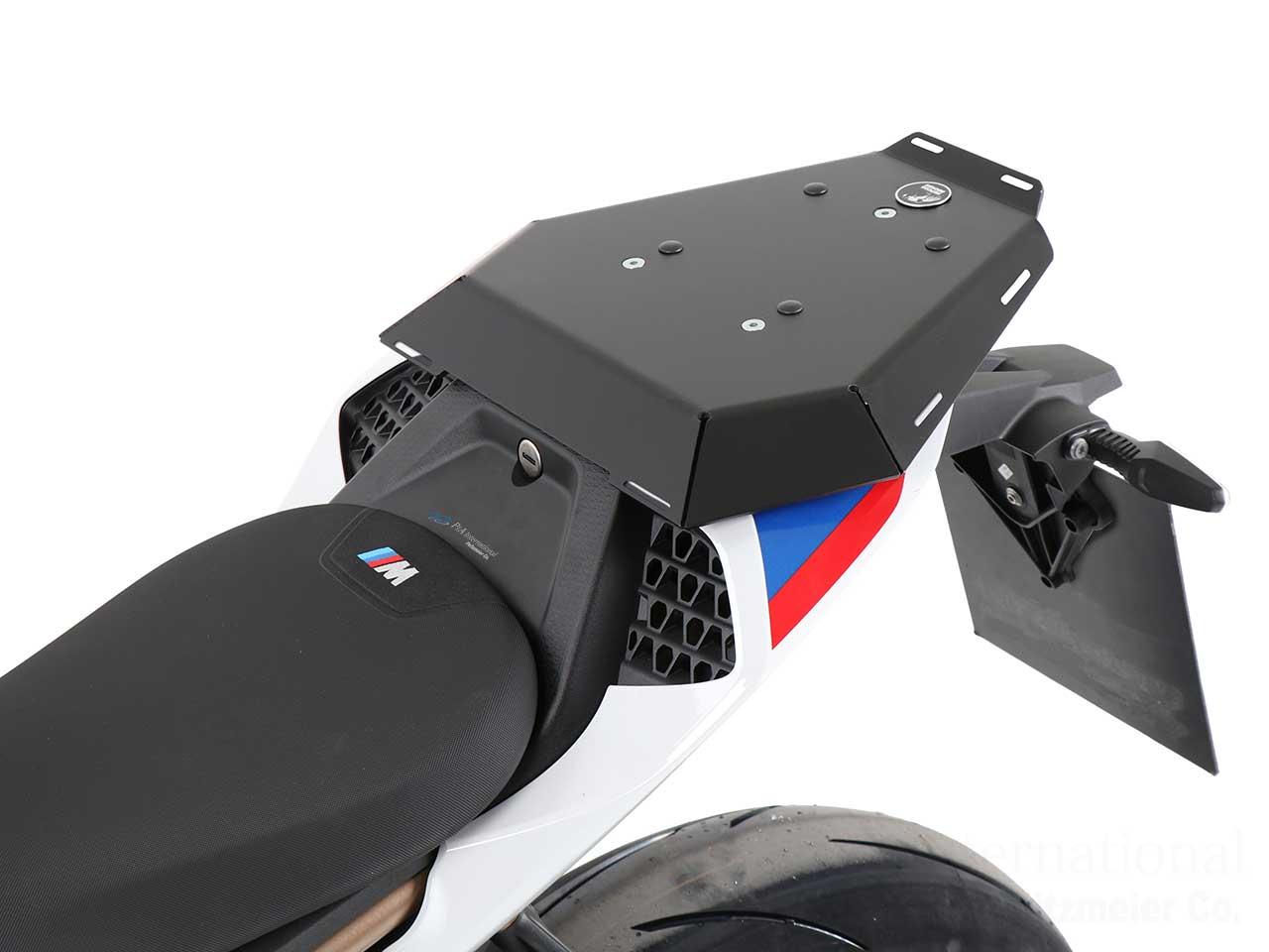 ヘプコ&ベッカー タンデムシート置換型リアラック「Speedrack EVO」 BMW S1000RR(19-)