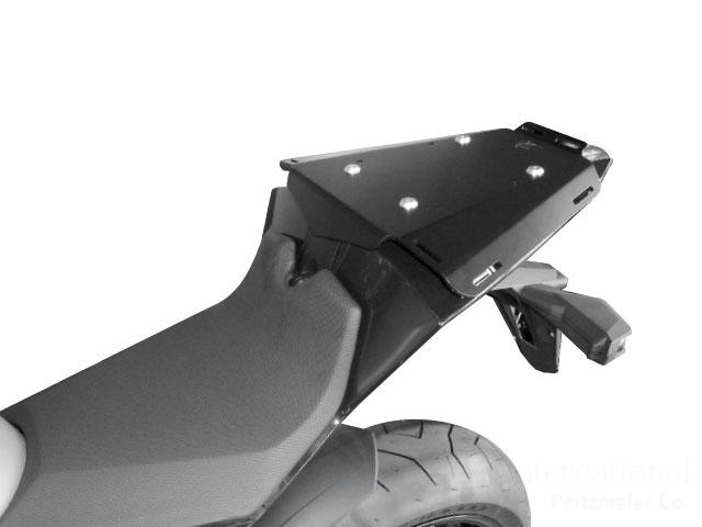 ヘプコ&ベッカー 正規品 タンデムシート置換型リアラック「Speedrack EVO」 KTM 1190 RC8