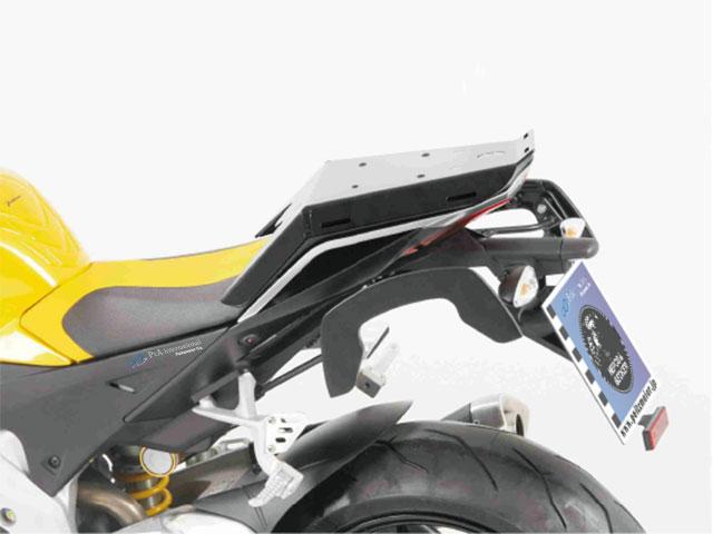 ヘプコ&ベッカー 正規品 タンデムシート置換型リアラック「Speedrack」 Aprilia Tuono V4