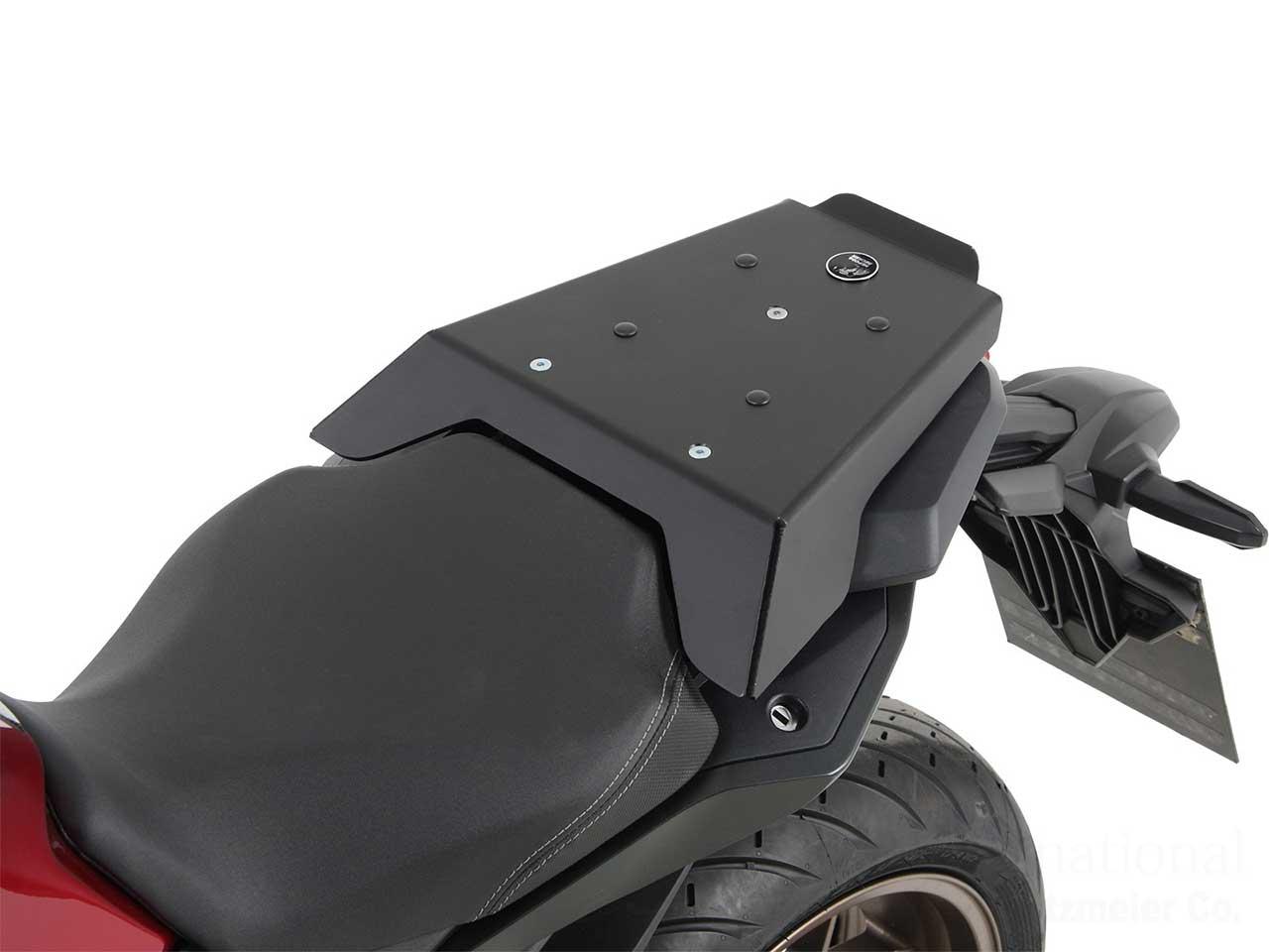 ヘプコ&ベッカー 正規品 タンデムシート置換型リアラック「Speedrack EVO」 HONDA CB650R ('19-)