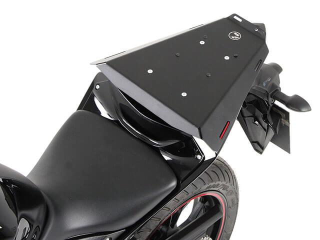 ヘプコ&ベッカー 正規品 タンデムシート置換型リアラック「Speedrack EVO」  ヤマハ YZF-R3 / YZF-R25