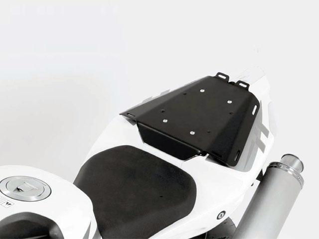 ヘプコ&ベッカー タンデムシート置換型リアラック「Speedrack」 Aprilia Tuono 1000R/ Factory (2009-)