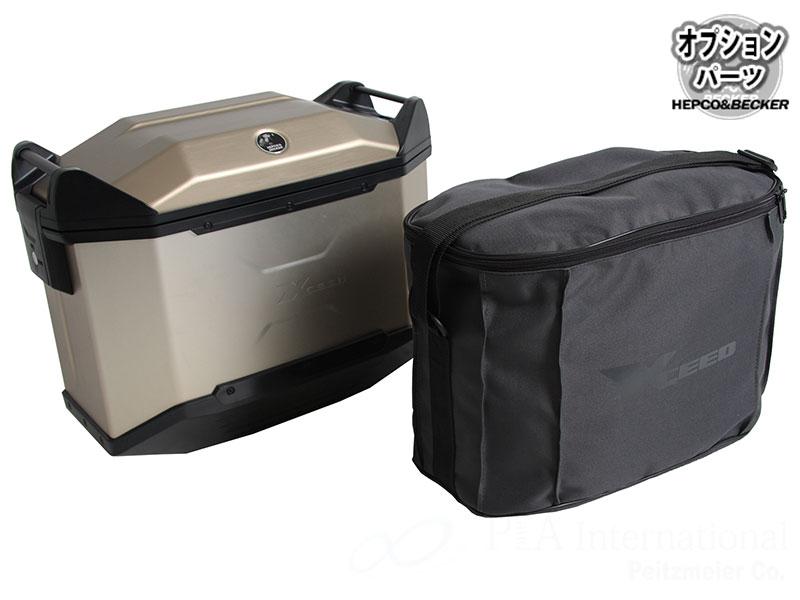 ヘプコ&ベッカー 正規品 Xceed / エクシード用オプション インナーバック