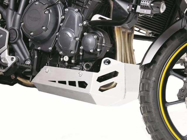 ヘプコ&ベッカー 正規品 エンジンアンダーガード Triumph Tiger 1200 Explorer