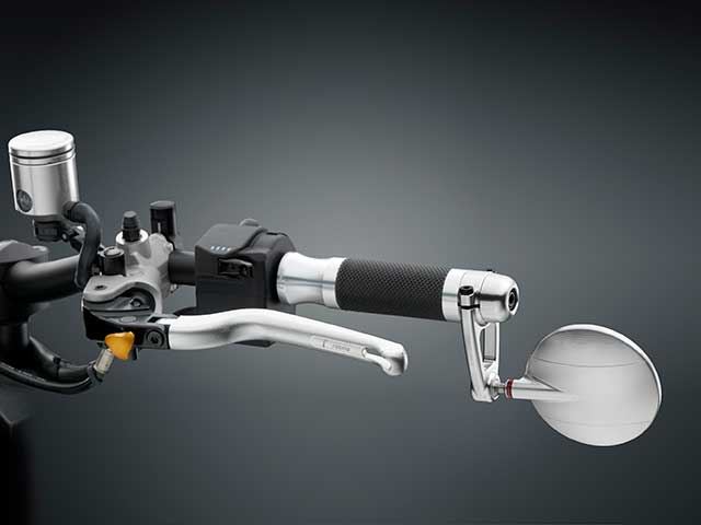 rizoma / リゾマ 正規品 補助ミラー 「Spy ARM」 Ø80mm 左右 同品