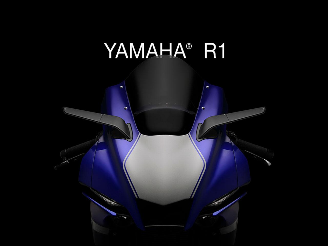 rizoma / リゾマ ミラー 「ステルス / STEALTH」YAMAHA YZF-R1