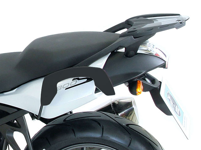 ヘプコ&ベッカー 正規品 サイドソフトケースホルダー(キャリア)「C-Bow」 BMW K1300R / K1200R
