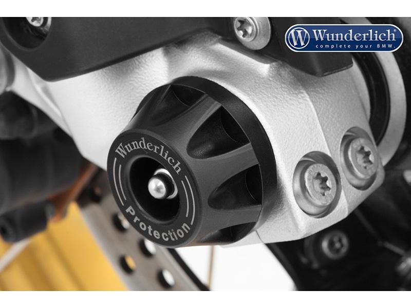 DoubleShock クラッシュプロテクター (フロントアクスルスライダー) For BMW