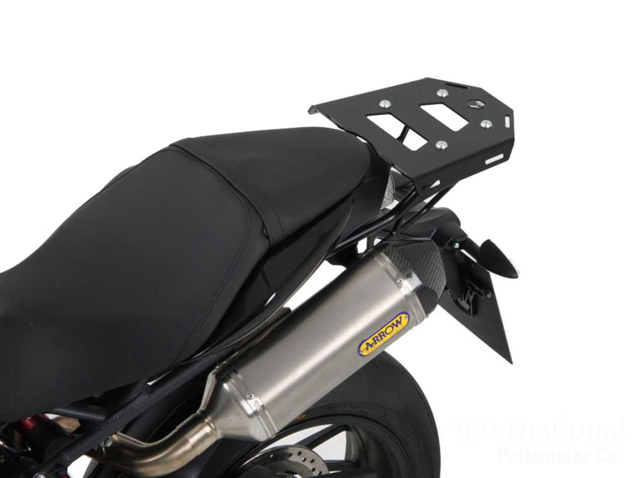 ヘプコ&ベッカー リアキャリア Minirack/ミニラック Triumph SpeedTriple ('11-'15))