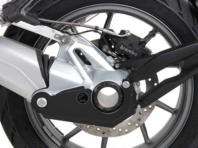 ヘプコ&ベッカー 正規品 ファイナルドライブガード BMW R1200GS('13-)