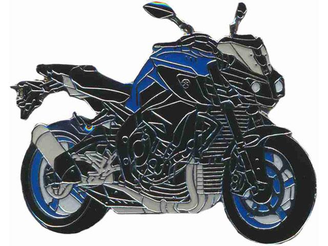 ピンバッチ Yamaha MT-10