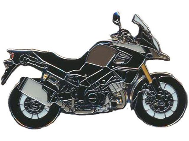 ピンバッチ Suzuki V-Strom1000