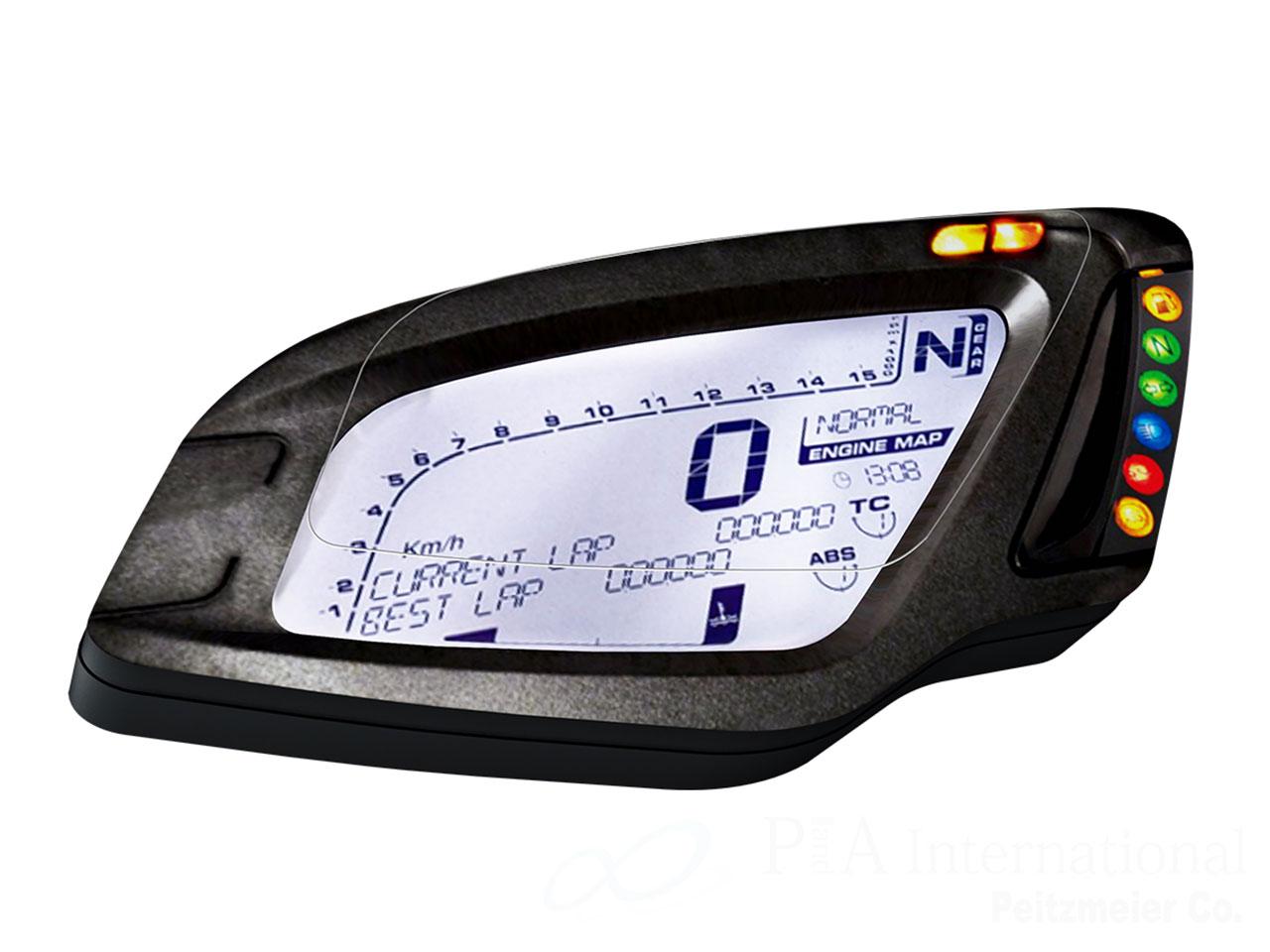 メーターパネルプロテクションフィルム & 作業用ツールセット for MV AGUSTA