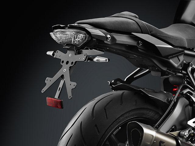 "rizoma / リゾマ 正規品 ライセンスプレートサポート フェンダーレスキット ""FOX"" Yamaha MT-10('16-)"