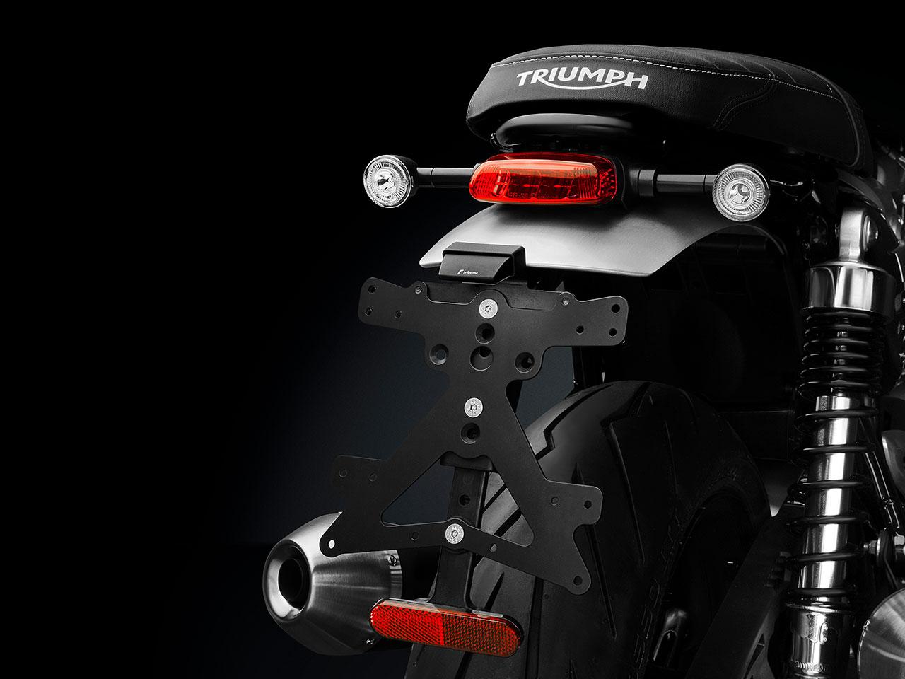 rizoma / リゾマ ライセンスプレートサポート フェンダーレスキット スピードツイン / Speed Twin