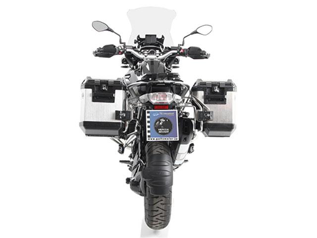 ヘプコ&ベッカー 正規品 サイドケースホルダー + Xplorer(Cutout)セット BMW R1200GS LC / Adv.