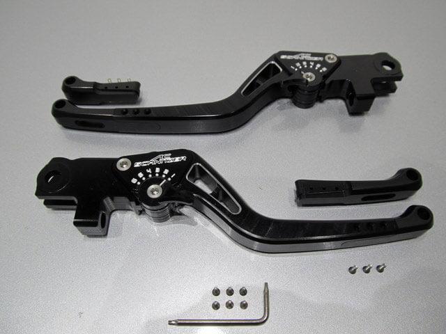 AC Schnitzer 正規品 AC S2アジャストブレーキ、クラッチレバー