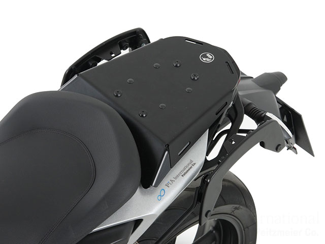 ヘプコ&ベッカー 正規品 タンデムシート置換型リアラック「Speedrack EVO」 KTM 690 Duke