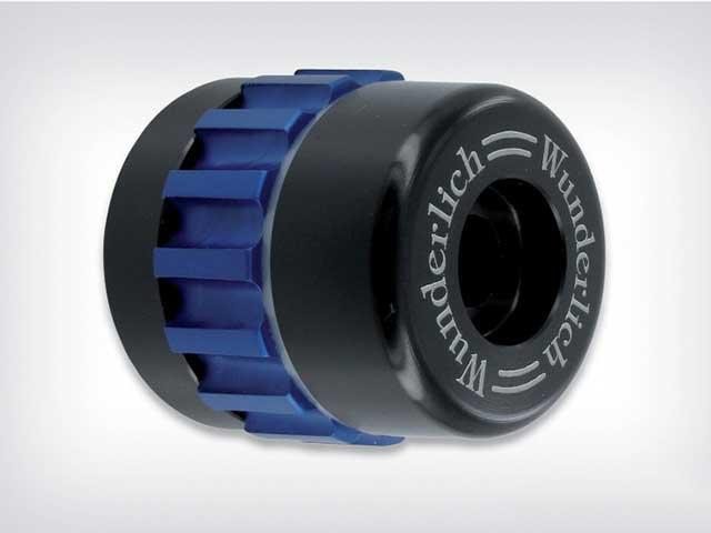 ワンダーリッヒ クルーズコントロール K1300GT / K1200GT (´06-) 他 ブラック/ブルー スチール製