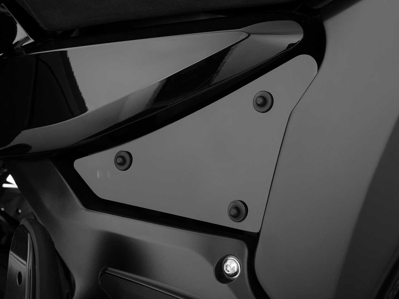 ワンダーリッヒ サイドカバー BMW K1600B / K1600 GrandAmerica