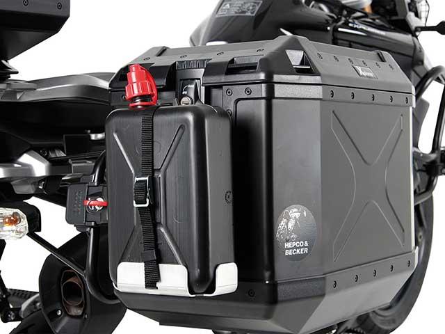 ヘプコ&ベッカー 正規品 Xplorer / AluStandatd 2リットルボトル取り付けキット item_link