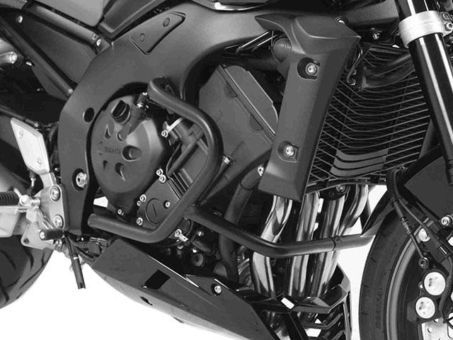 ヘプコ&ベッカー 正規品 エンジンガード YAMAHA FZ1 Fazer ブラック