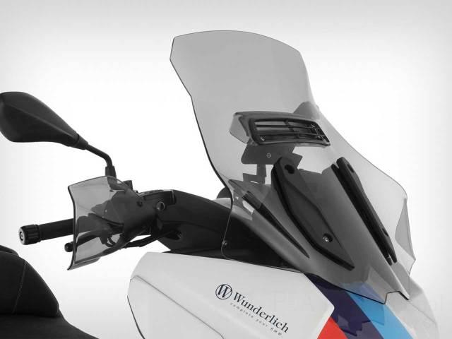 ワンダーリッヒ ベンチレーション付スクリーン 「MARATHON AIRVENTED」 C400GT