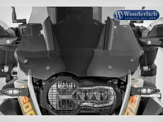 Wunderlich 「ERGO」ウインドガードスクリーン R1250GS + Adv. / R1200GS LC + Adv.