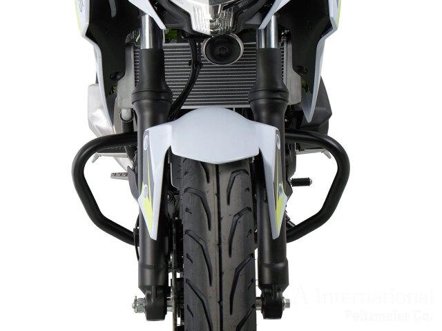 ヘプコ&ベッカー エンジンガード Kawasaki Z125