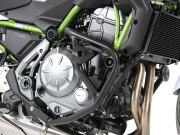 ヘプコ&ベッカー 正規品 エンジンガード Kawasaki Z650 / Ninja650